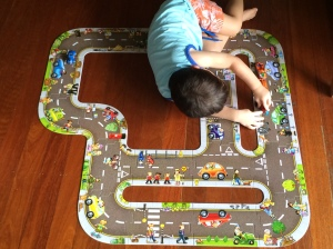 Orchard Toys Giant Road Jigsaw